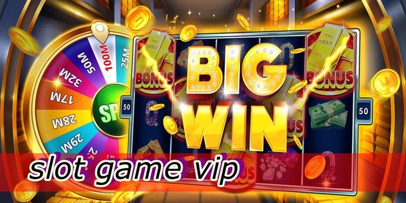 slot game vip